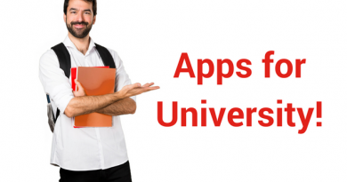 5 Apps to help at Uni