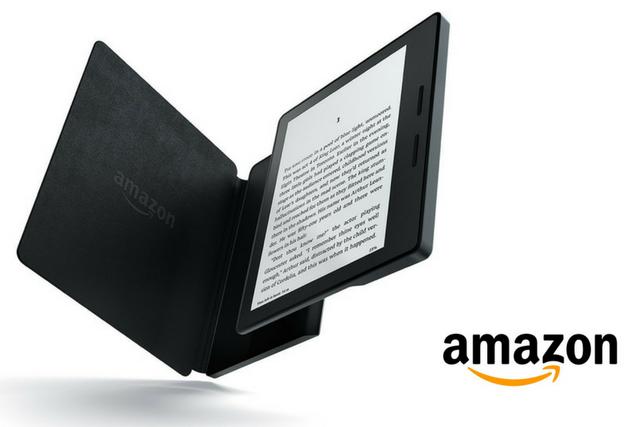 Amazon announces the new Kindle Oasis