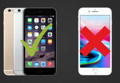 Why you should get the iPhone 6S over the iPhone 8