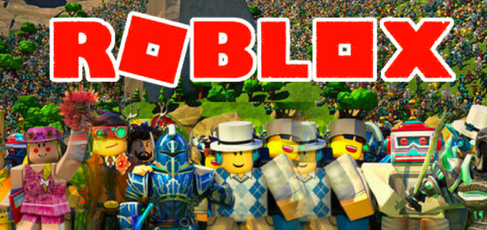 Roblox Logo Screen