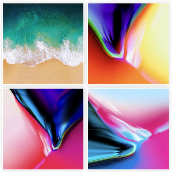 iPhone wallpaper ios11
