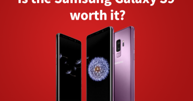 Is the Samsung Galaxy S9 worth it?