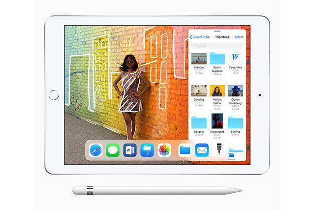 new iPad blog