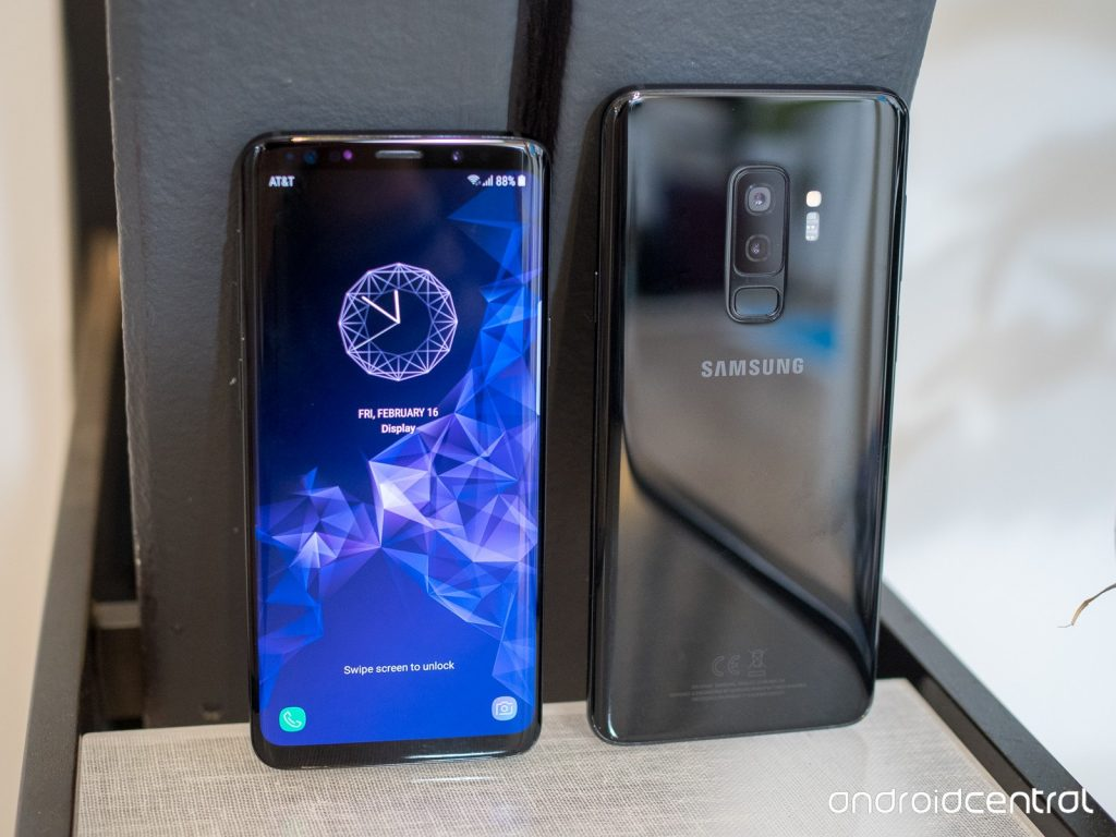 Is the Samsung Galaxy S9 worth it? screen