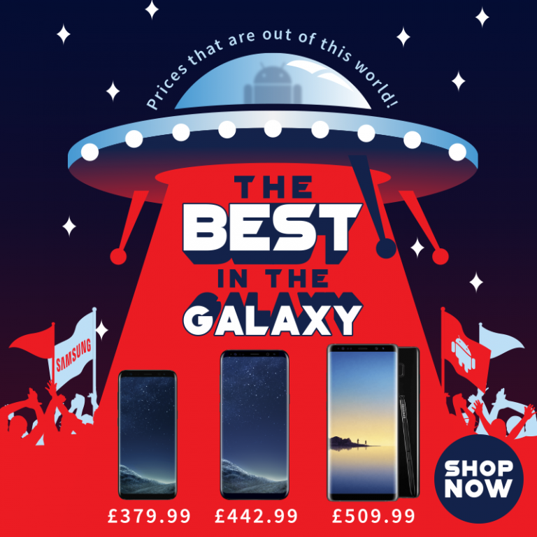 The Best in the Galaxy Sale