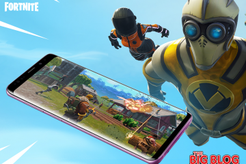 Fortnite on Android blog header