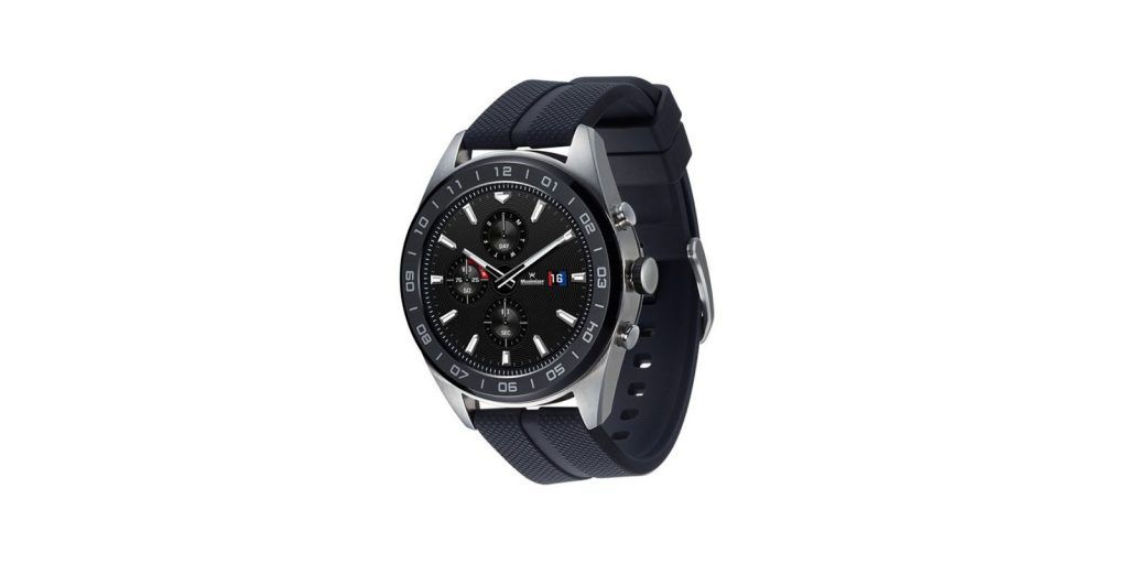 lg watch w7 design