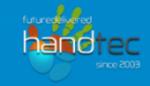 The Handtec Logo
